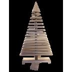 Sapin en bois (80cm)