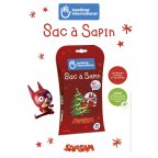 Sac à sapin Handicap International biodégradable - Affiche 2019